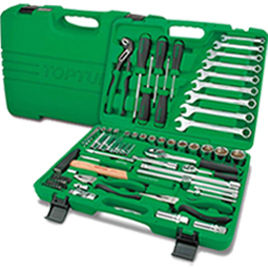 TOPTUL Socket Wrench Tool Kits Range